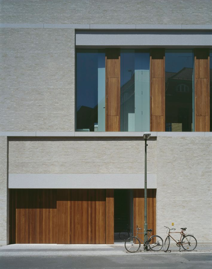 David Chipperfield - Gallery Building, Berlin (2007)