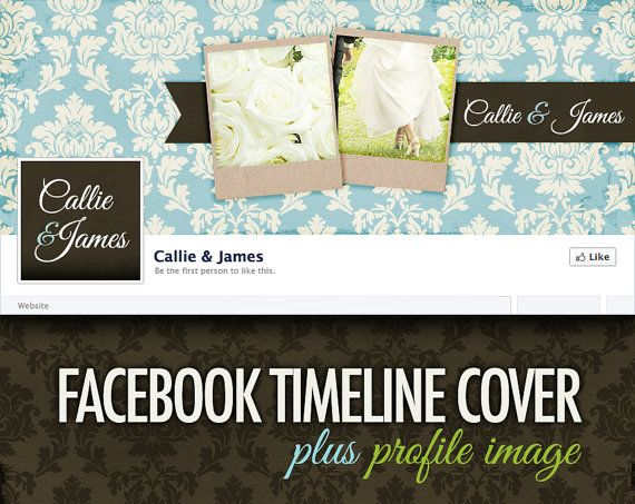 Wedding Facebook Kit
