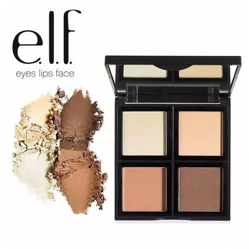 Paleta Contorno En Polvo Elf - Baires Beauty Shop - $ 385,00
