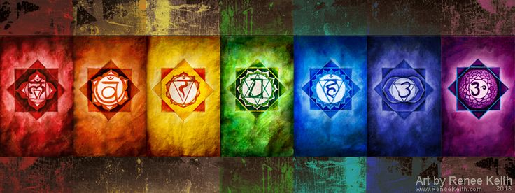 Free Facebook Chakra Cover Photo - Art by Renee Keith ...