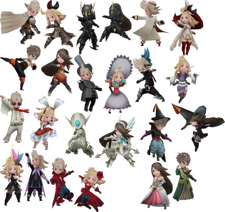 7 best bravely default cosplay images on pinterest bravely bravely default jobs aloadofball Choice Image