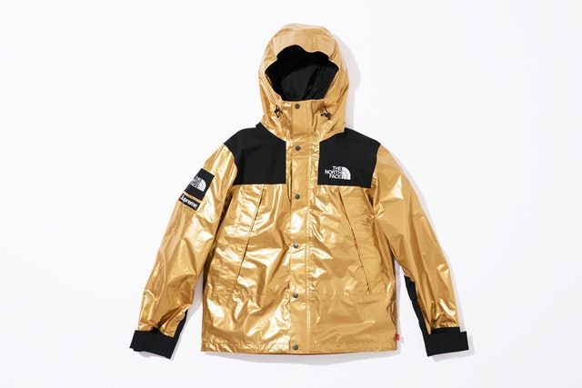 fdc013fb5 Supreme x The North Face Spring 2018 Metallic Collection | jacket ...