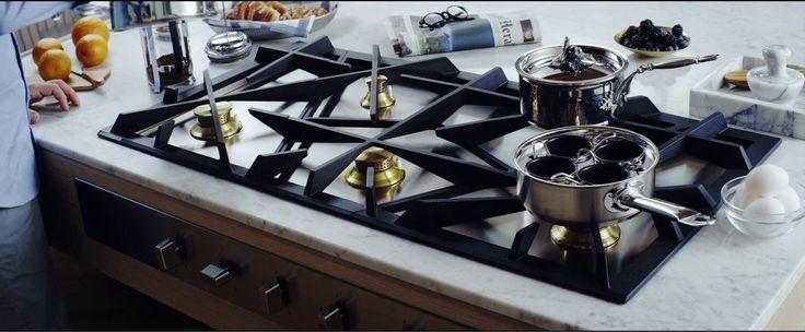 Grand Cuisine - The Gas Hob