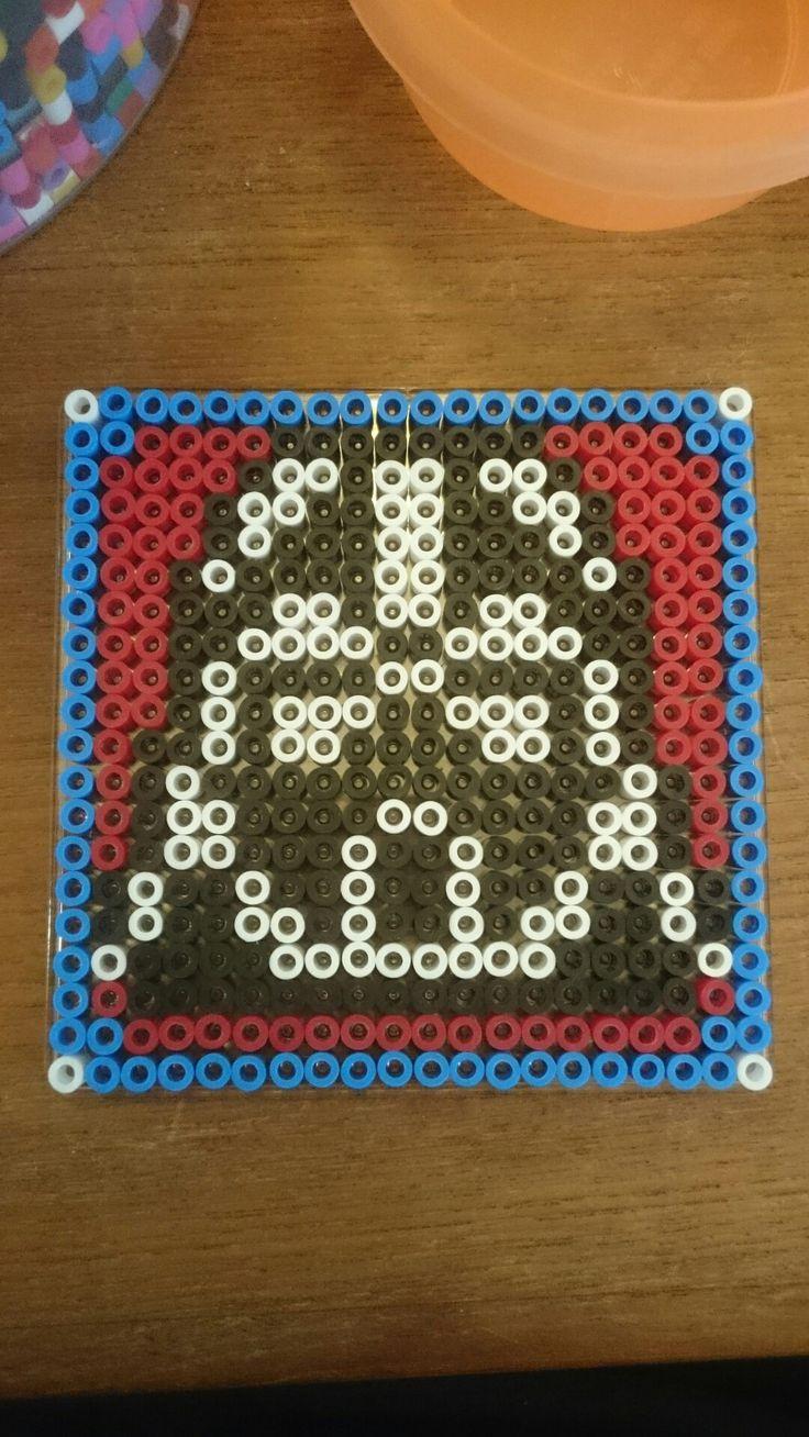 Darth Vader coaster