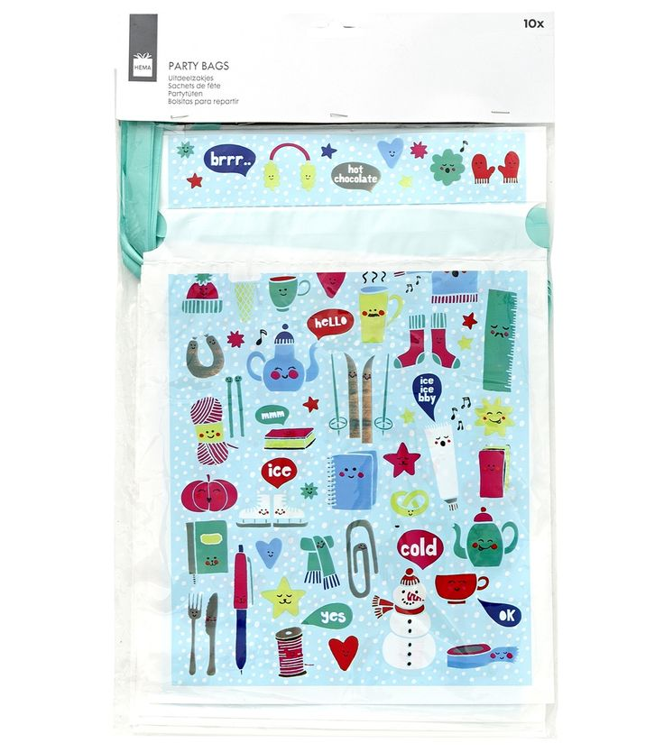 HEMA plastic tasjes klein – online – altijd verrassend lage prijzen!