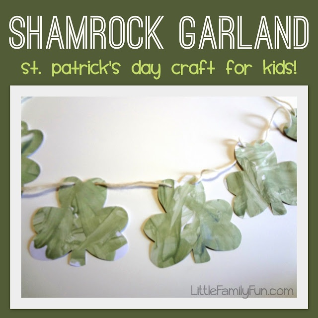 Kid Snippets St Patrick S Day