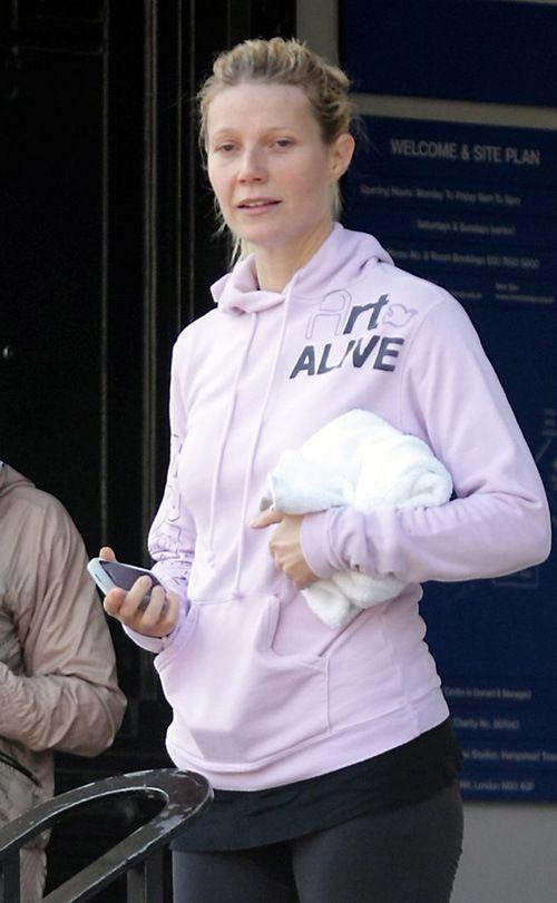 gwyneth paltrow makeup look images | Gwyneth Paltrow senza trucco e parrucco