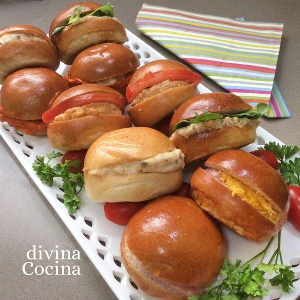 aqu tienes muchas ideas de rellenos para medias noches panecillos y croissants diferentes y originales