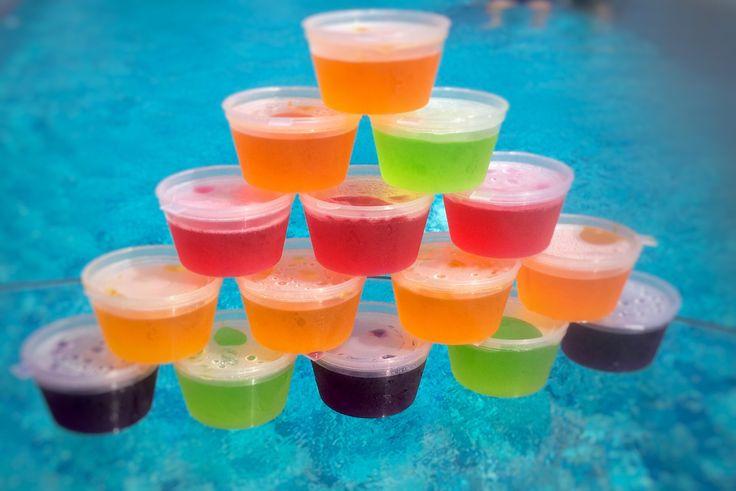 Jell-O-shots
