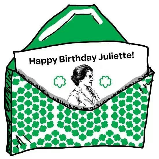 1000 images about gs juliette low birthday on pinterest