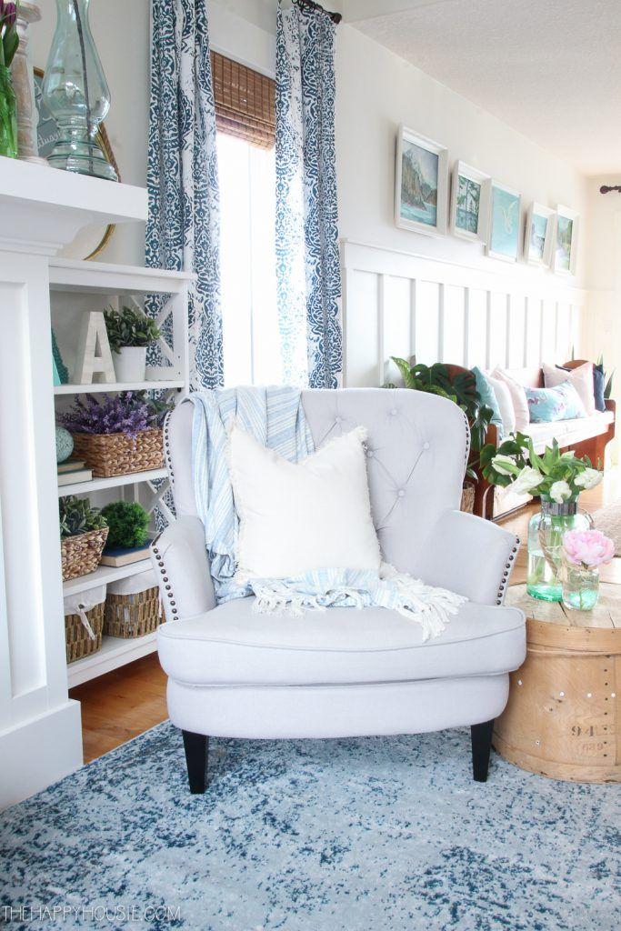 Spring Living Room Tour Apartment Ideas Room Living Room Room Tour