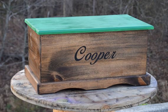 Laser Engraved Kids Toy Box - Wooden Chest - Keepsake Box - Memory Box - Kids Memory Chest - Wood Toy Box - Toy Box for Boys - Toy Chest