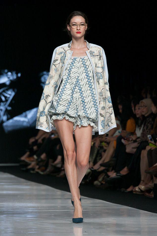 Jakarta Fashion Week 2014 – Edward Hutabarat –