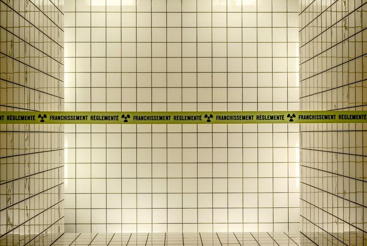 L'exposition d'art à Centre Pompidou