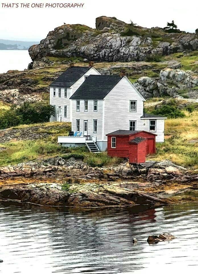 Salvage, Newfoundland, Canada