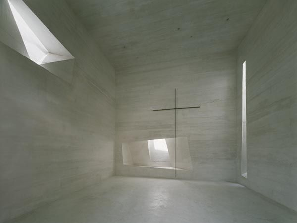 Holy Rosary Church Complex in Louisiana by Trahan Architects, 2004.