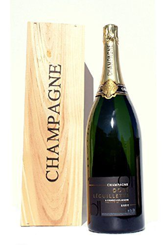 Doré Léguillette – Jéroboam De Champagne: Jéroboam Tradition Vendu dans sa caisse en bois Dosage Brut