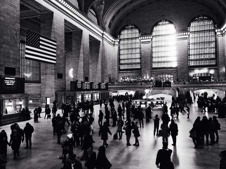 Motion // Grand Central Terminal