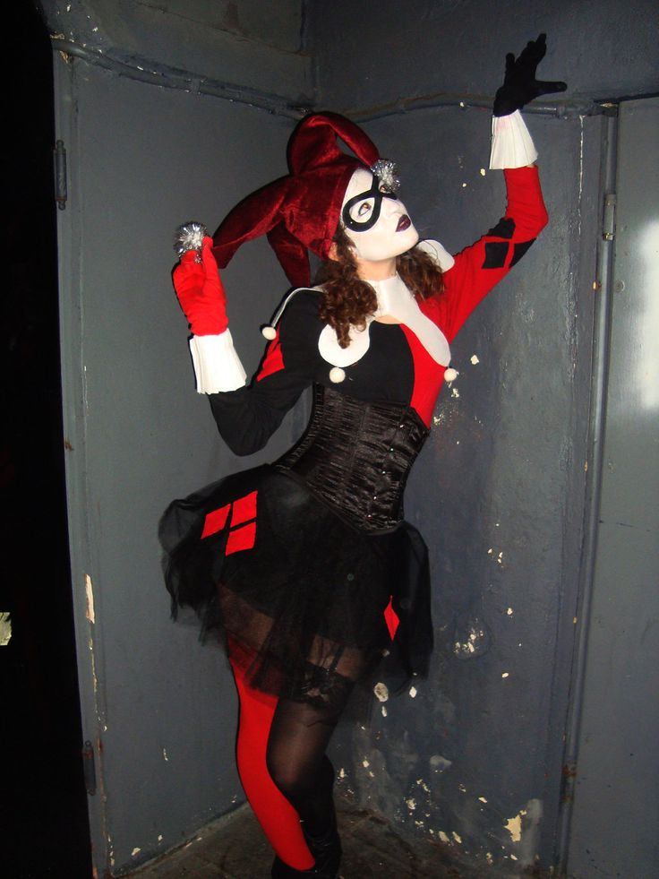 53 Best Harley Quinn Cosplay Images On Pinterest Harley Quinn Cosplay Costume Ideas And