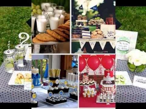 Graduation Party Ideas Decorating Ideas Pinterest