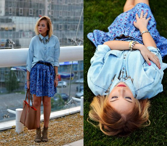 The summer feeling by Karina B. with a pair of #Batashoes #shoes #blue #casual #stylish