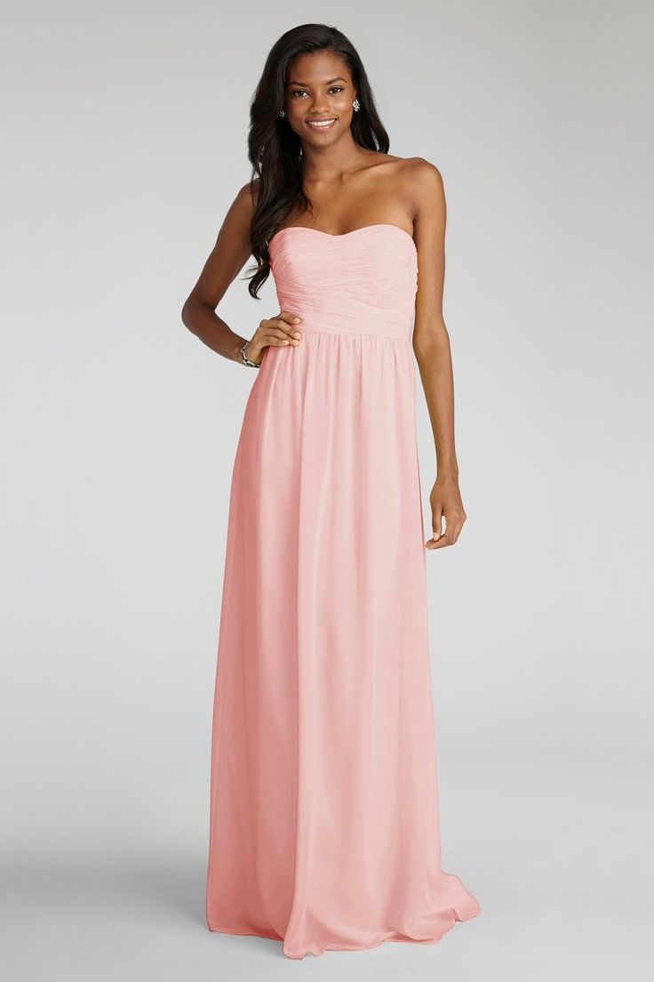 Donna Morgan Stephanie Bridesmaid Dress D1469 Perfect Bridal