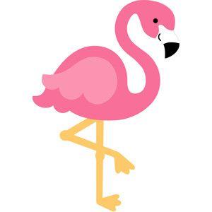 Silhouette Design Store: flamingo - fun in the sun
