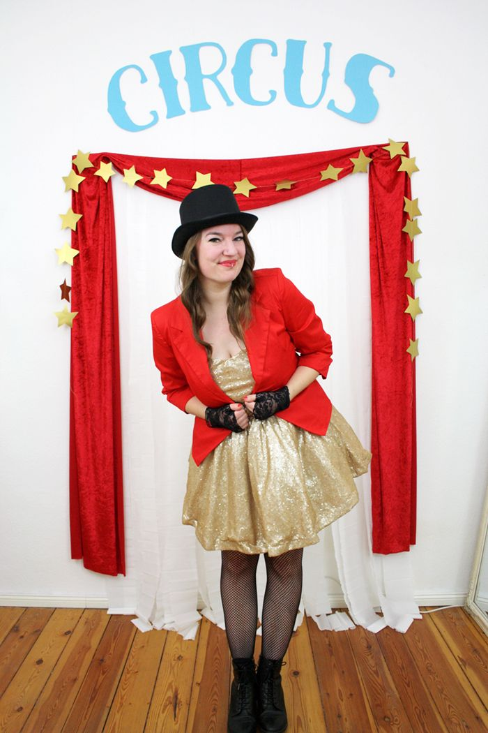 Luloveshandmade: Colorful Circus Theme Party and Costumes