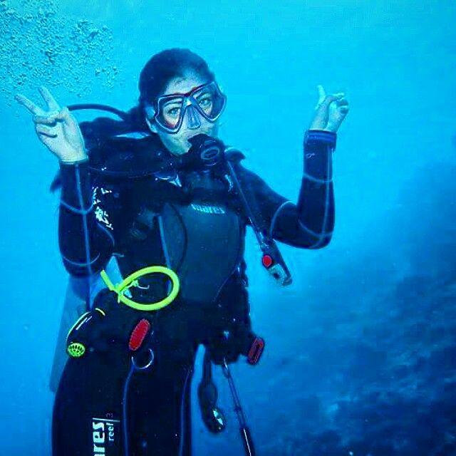 Love 2 dive