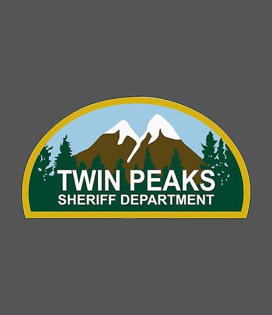 'Twin peaks'  by Bennellaris