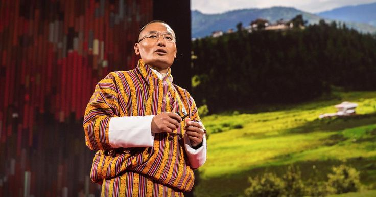 Deep in the Himalayas, on the border between China and India, lies the Kingdom of Bhutan, which has pledged to remain carbon neutral for all time. In this illuminating talk, Bhutan's Prime Minister Tshering Tobgay shares his country's mission to put happiness before economic growth and set a world standard for environmental preservation.