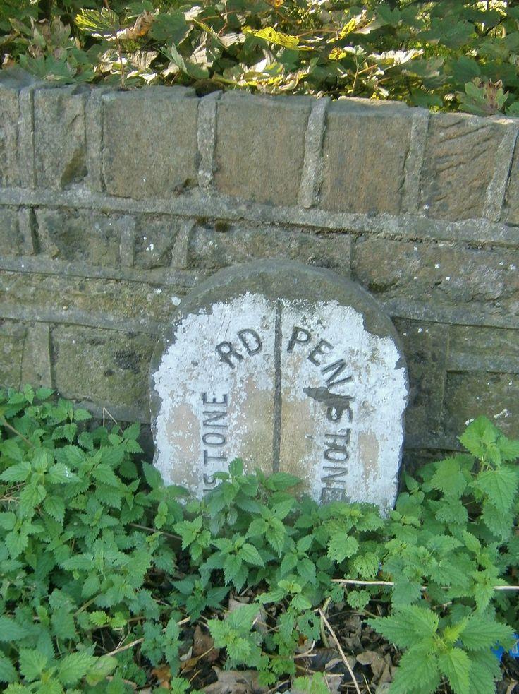Penistone RD Penistone UD Boundary SE 25823 02801