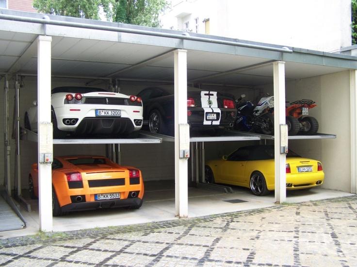 Best Garages Images On Pinterest Dream Garage Car Garage