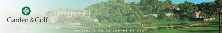 Diseñadores de Campos de Golf de Europa y Estados Unidos - Garden