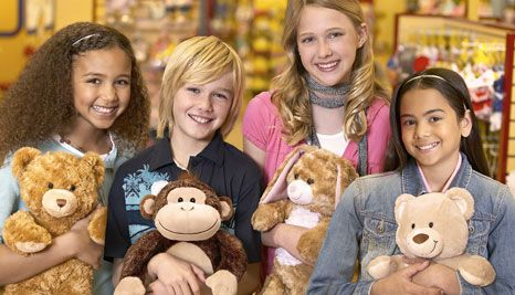 Our Deal - Make your own furry friend at a Build-A-Bear Workshop, with $30 store credit for just $15! Choose from teddy bears, dogs, cats