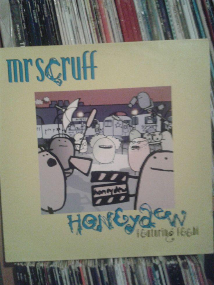 #MrScruff – Honeydew