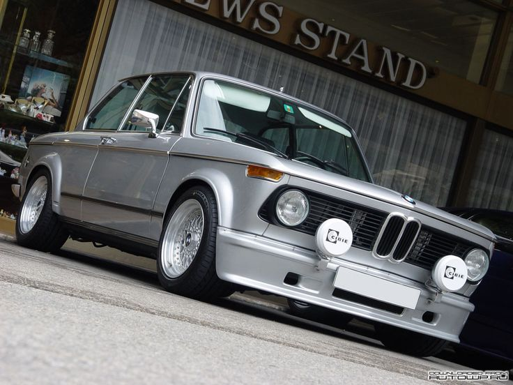 BMW 2002 - I had one almost like this... a little rougher around the edges but made up for it in ITB coolness