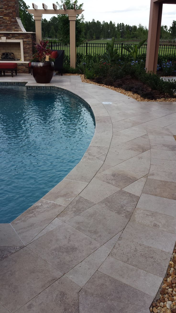 Best 25 pool coping ideas on pinterest pool pavers for In ground pool coping ideas