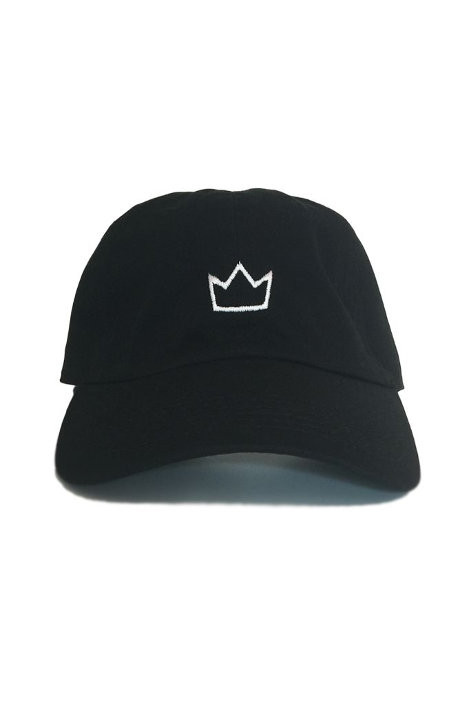 Black Crown Hat