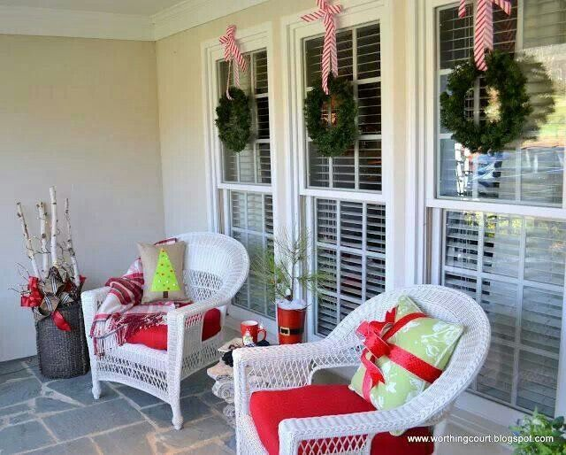 Christmas Front Porch Ideas 16 best christmas bench images on pinterest   christmas ideas