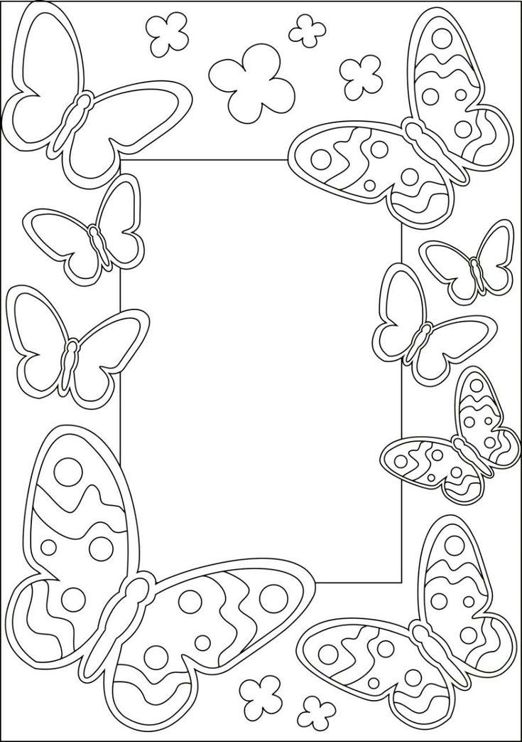 Сделать рисунок, шаблоны открыток с днем рождения для вырезания из бумаги а4