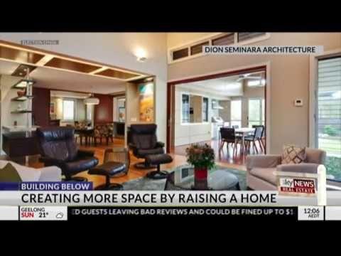 Sky News Business - Raising & Building underneath Queenslander homes with Dion Seminara
