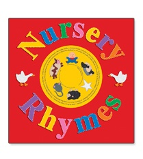 Nursery Rhymes: This was another gift. We misplaced the cd a long time ago, but reading the short nursery rhymes is a lot of fun. My son (almost 3) has memorized some of the rhymes from picture recognition, so feels like he can read the book to me.