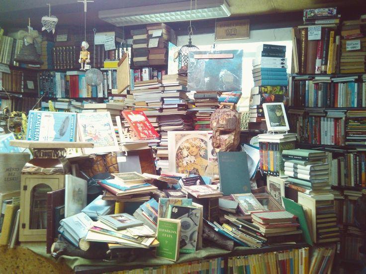 """#books    """"Antiquarian basement"""" , Havanská 735/11, 708 00 Ostrava-Poruba... Czech rep."""