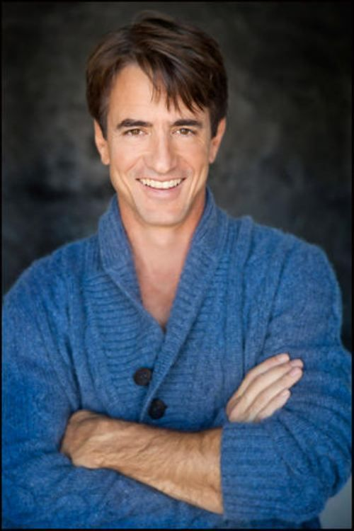 Dermot Mulroney. *swoon* love him in the Wedding Date