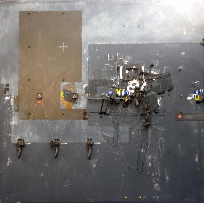 Panel 02. Imagen © Bryan Cantley. Señala encima de la imagen para verla más grande.