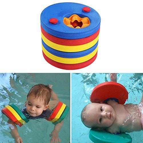 niceEshop(TM) Kids Float Discs Swim Arm Band Set( 6Pcs/Se... https://www.amazon.com/dp/B071CZF12R/ref=cm_sw_r_pi_dp_x_KhQ.ybQX2PV7T