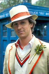 The Fifth Doctor is the fifth incarnation of the protagonist of the long-running BBC television science-fiction series Doctor Who. He is portrayed by Peter Davison.