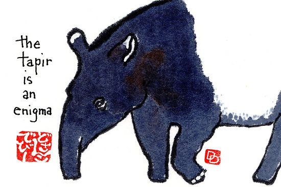 The Tapir ; dosankodebbie