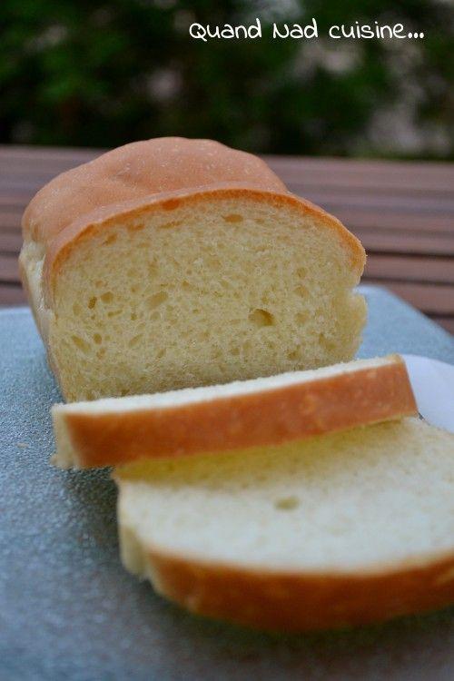 Je vous en parlais samedi, voilà la dernière recette de pain testée. Un délicieux pain de mie tout moelleux qui 'est pas sans rappeler celui que l'on trouve en grandes surfaces. Normal, il s'agit de la recette d'Estelle Payany qui nous livre ses secrets...
